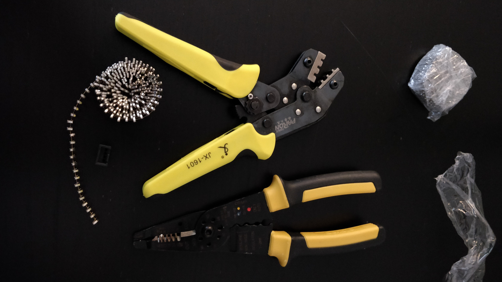 tools for crimping